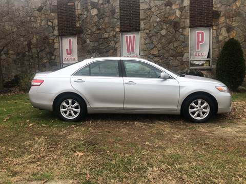2011 Toyota Camry for sale at JWP Auto Sales,LLC in Maple Shade NJ