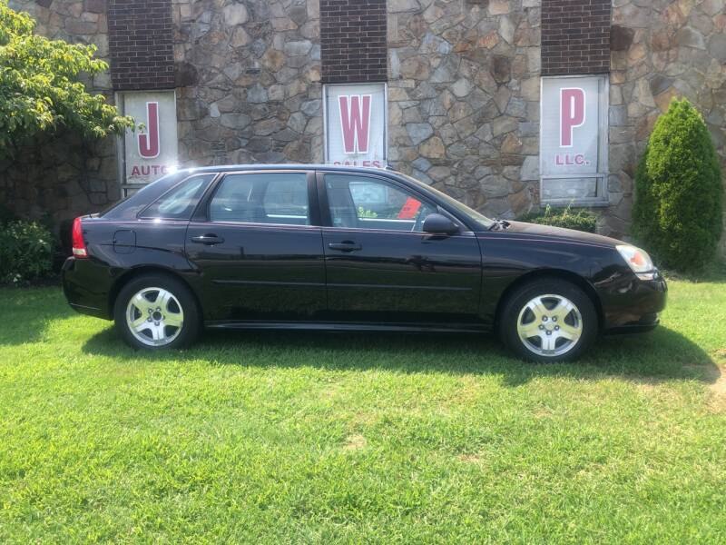 2005 Chevrolet Malibu Maxx for sale at JWP Auto Sales,LLC in Maple Shade NJ