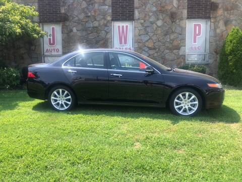 2006 Acura TSX for sale at JWP Auto Sales,LLC in Maple Shade NJ
