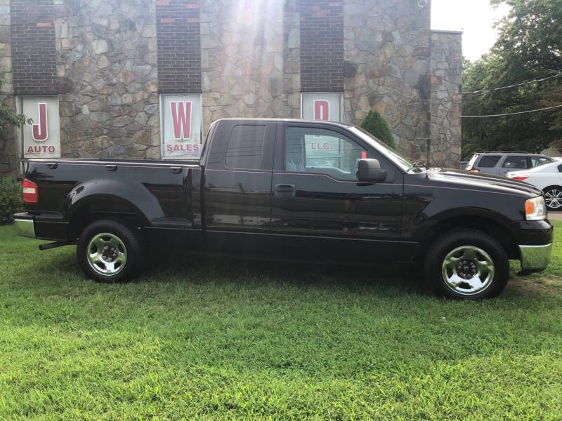 2006 Ford F-150 for sale at JWP Auto Sales,LLC in Maple Shade NJ