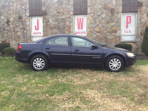 2001 Dodge Stratus for sale in Maple Shade, NJ