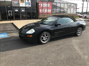 2003 Mitsubishi Eclipse Spyder for sale in Medina, OH