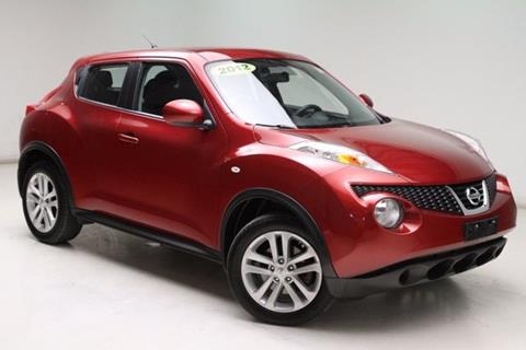 2012 Nissan JUKE for sale in Medina, OH