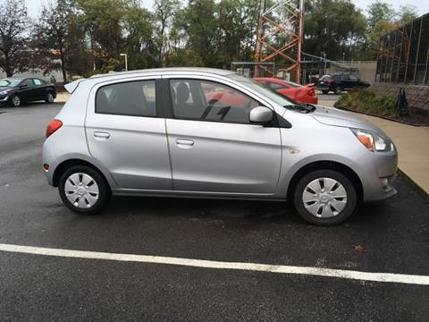 2015 Mitsubishi Mirage for sale in Medina, OH