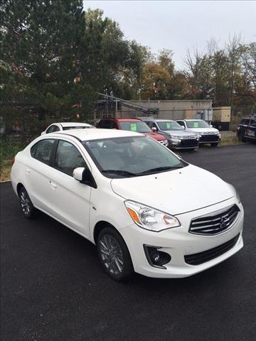 2017 Mitsubishi Mirage G4 for sale in Medina, OH