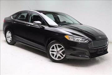 2014 Ford Fusion for sale in Medina, OH