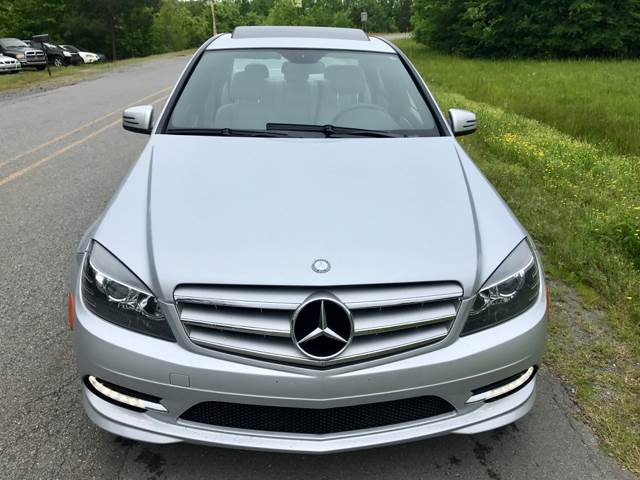 2011 Mercedes-Benz C-Class for sale at Locomotors Auto Sales in North Little Rock AR
