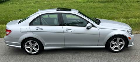 2011 Mercedes-Benz C-Class for sale at Locomotors Auto Sales in North Little Rock AR