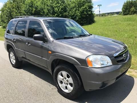 2004 Mazda Tribute for sale at Locomotors Auto Sales in North Little Rock AR