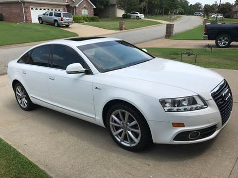 2011 Audi A6 for sale at Locomotors Auto Sales in North Little Rock AR
