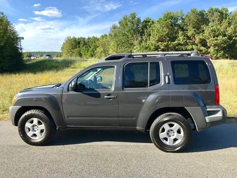 2007 Nissan Xterra for sale at Locomotors Auto Sales in North Little Rock AR