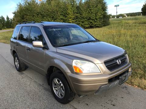2005 Honda Pilot for sale at Locomotors Auto Sales in North Little Rock AR