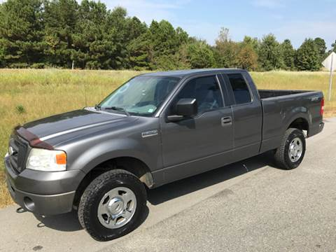 2006 Ford F-150 for sale at Locomotors Auto Sales in North Little Rock AR
