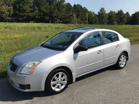 2007 Nissan Sentra for sale at Locomotors Auto Sales in North Little Rock AR