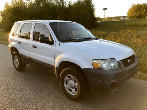 2005 Ford Escape for sale at Locomotors Auto Sales in North Little Rock AR