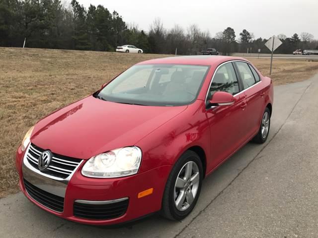 2008 Volkswagen Jetta for sale at Locomotors Auto Sales in North Little Rock AR