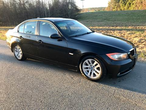 2006 BMW 3 Series for sale at Locomotors Auto Sales in North Little Rock AR