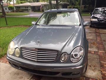 2006 Mercedes-Benz E-Class for sale in Doral, FL