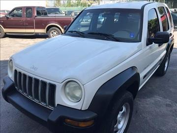 2002 Jeep Liberty for sale in Doral, FL