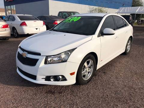 2011 Chevrolet Cruze for sale in Phoenix, AZ