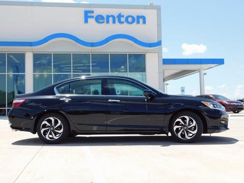 2017 Honda Accord for sale in Ardmore, OK