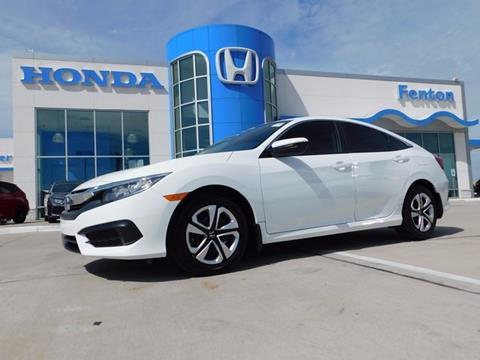 2017 Honda Civic for sale in Ardmore, OK