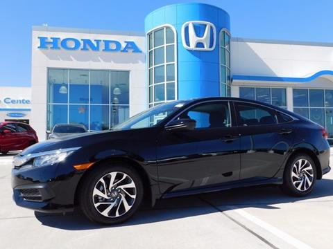 2017 Honda Civic for sale in Ardmore, OK
