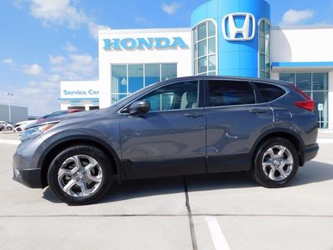 2017 Honda CR-V for sale in Ardmore, OK