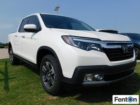 2019 Honda Ridgeline For Sale In Ardmore, OK