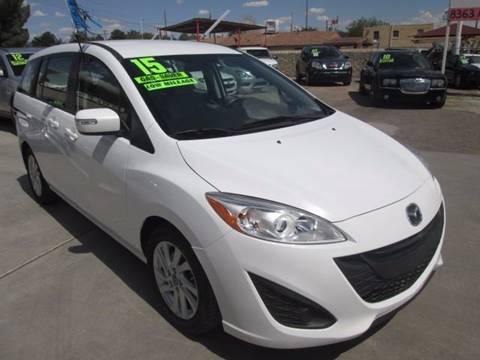 2015 Mazda MAZDA5 for sale in El Paso, TX