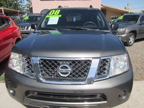 2008 Nissan Pathfinder for sale in El Paso, TX