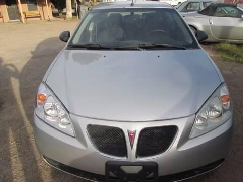 2009 Pontiac G6 for sale in El Paso, TX