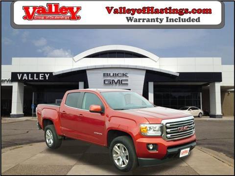 Lockwood Motors Marshall Mn >> Used GMC Canyon For Sale in Minnesota - Carsforsale.com®