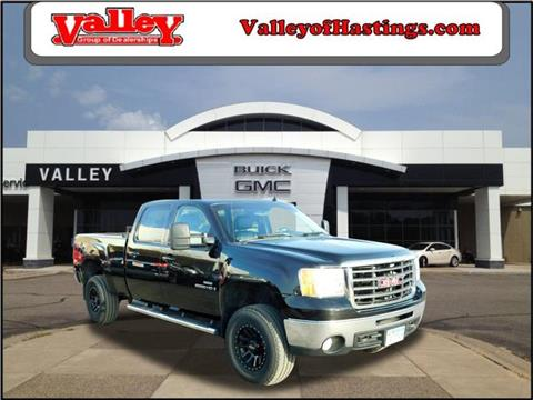 2009 GMC Sierra 2500HD for sale in Hastings, MN