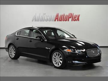 2013 Jaguar XF for sale in Addison, TX