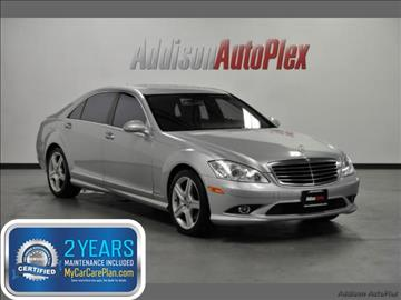 2007 Mercedes-Benz S-Class for sale in Addison, TX