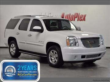 2008 GMC Yukon for sale in Addison, TX
