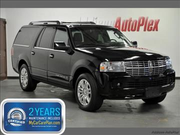 2013 Lincoln Navigator L for sale in Addison, TX