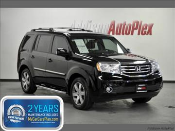 2014 Honda Pilot for sale in Addison, TX