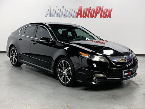 2014 Acura TL for sale in Addison, TX