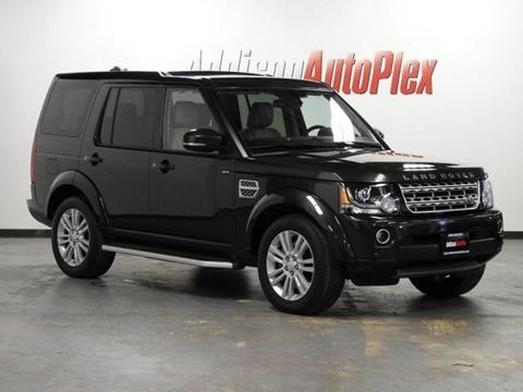 2015 Land Rover LR4 for sale in Addison, TX