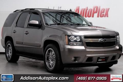 2007 Chevrolet Tahoe for sale in Addison, TX