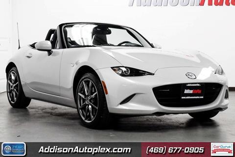 2016 Mazda MX-5 Miata for sale in Addison, TX