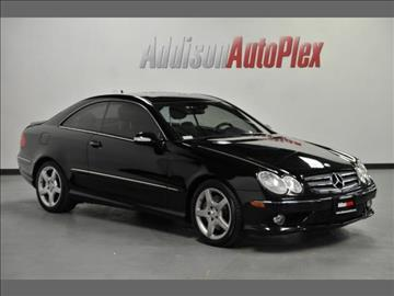 2009 Mercedes-Benz CLK for sale in Addison, TX