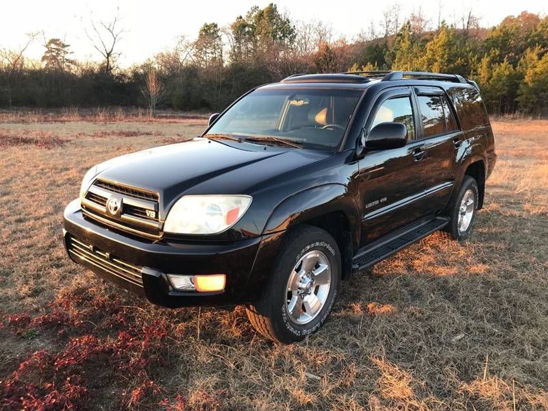 2005 Toyota 4Runner For Sale At Powerhouse Autos In Hot Springs AR