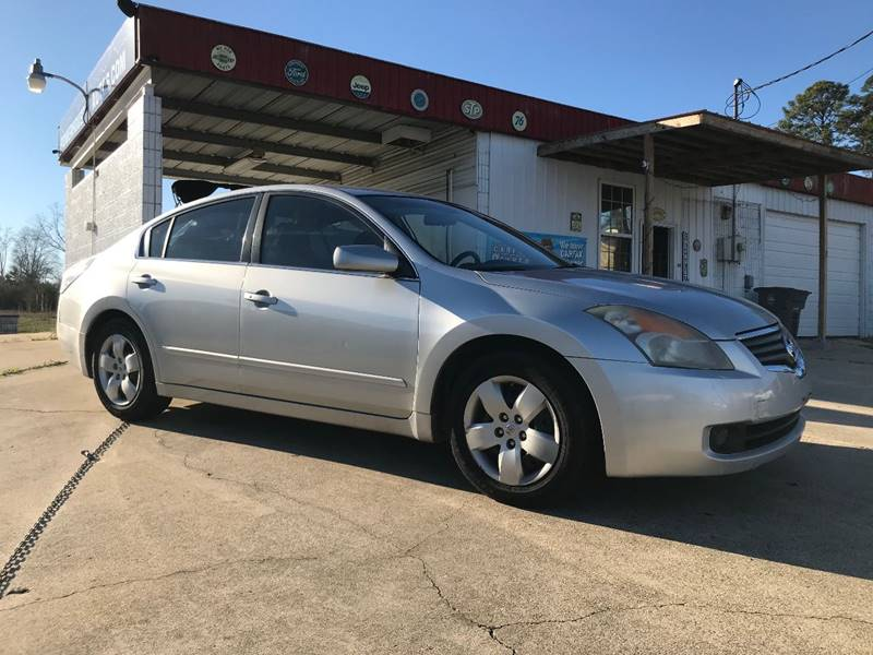 2007 Nissan Altima For Sale At Powerhouse Autos In Hot Springs AR