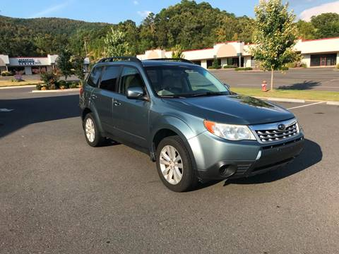 2012 Subaru Forester for sale in Hot Springs, AR