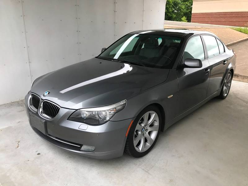 2009 BMW 5 Series For Sale At Powerhouse Autos In Hot Springs AR