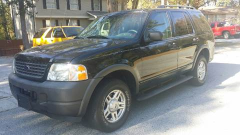 2003 Ford Explorer for sale in Norcross, GA