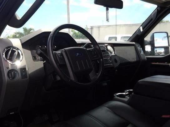 2009 Ford F-350 Super Duty 4x4 XLT 4dr Crew Cab 8 ft. LB DRW - Medley FL